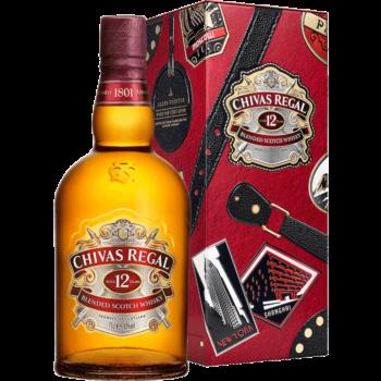Виски Chivas Regal 12 лет, 0.7 л.