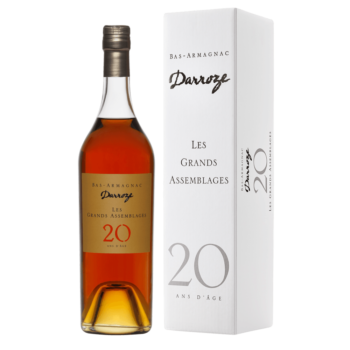 Арманьяк Bas-Armagnac Darroze Les Grands Assemblages 20 Ans d'Age, 0.7 л (s)