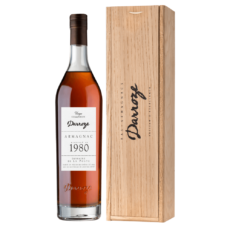 Арманьяк Bas-Armagnac Darroze Unique Collection Domaine de Laburthe a Lacquy 1980, 0.7 л. (s)