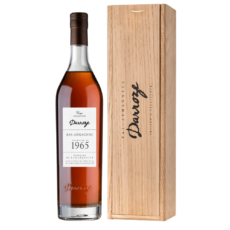 Арманьяк Bas-Armagnac Darroze Unique Collection Domaine de Peyrot a Ste Christie d'Armagnac 1965, 0.7 л, 1965 г. (s)
