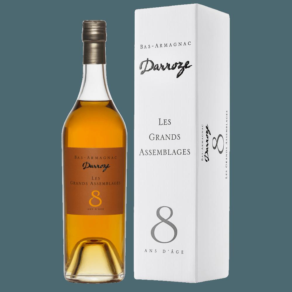 Арманьяк Bas-Armagnac Darroze Les Grands Assemblages 8 Ans d'Age, 0.7 л