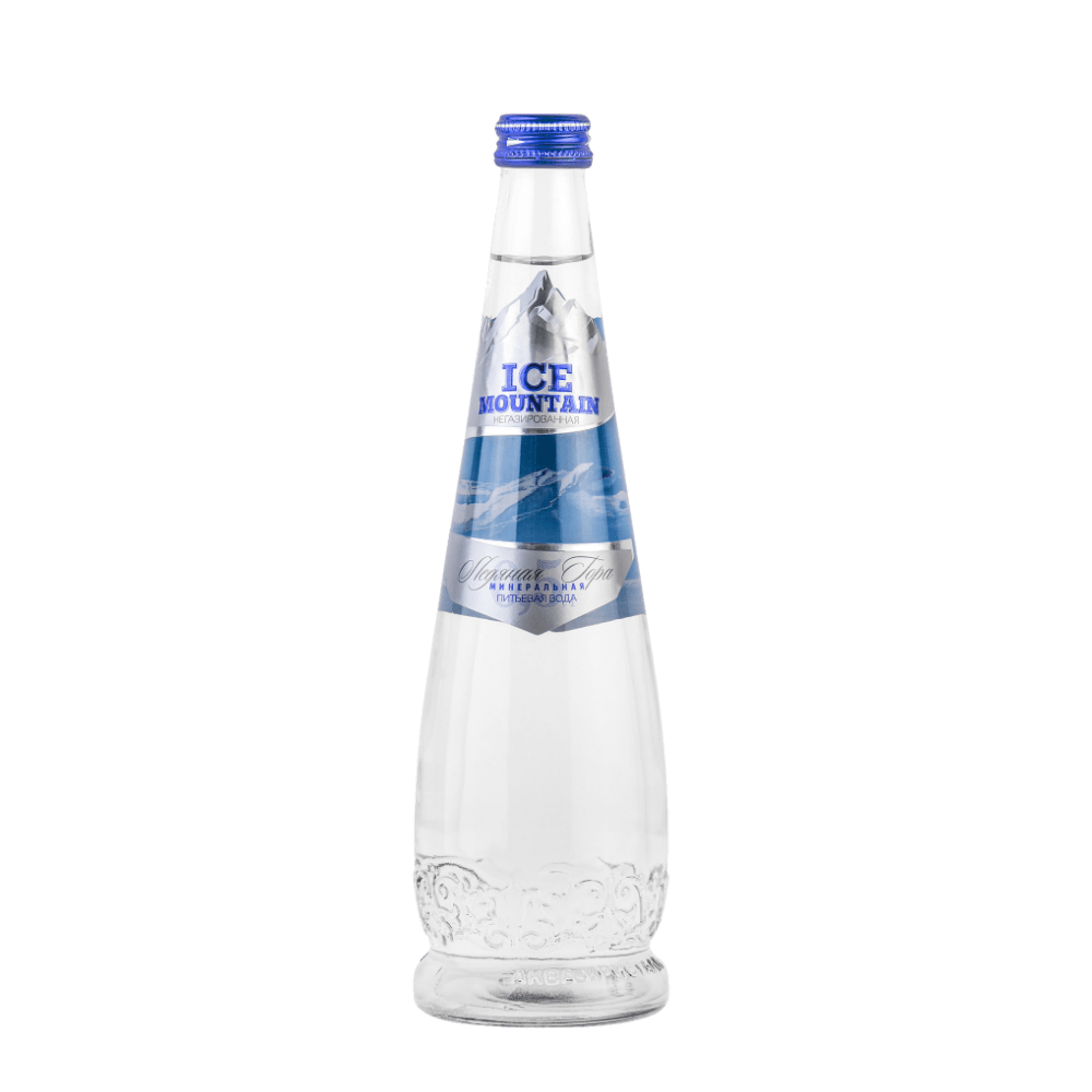 """""""Ice Mountain"""", минеральная вода с газом, 0.25 л."""