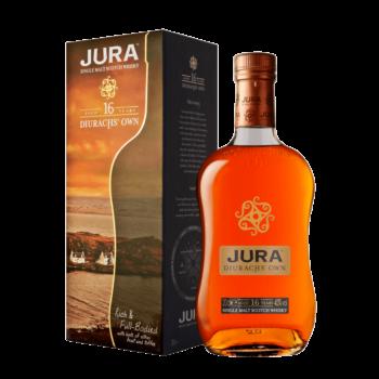 Скотч Jura Diurachs' Own Aged 16 Years, 0.7 л.