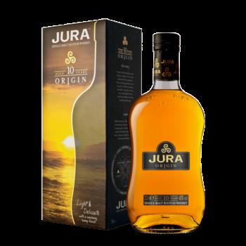 Скотч Jura Origin Aged 10 Years, 0.7 л.