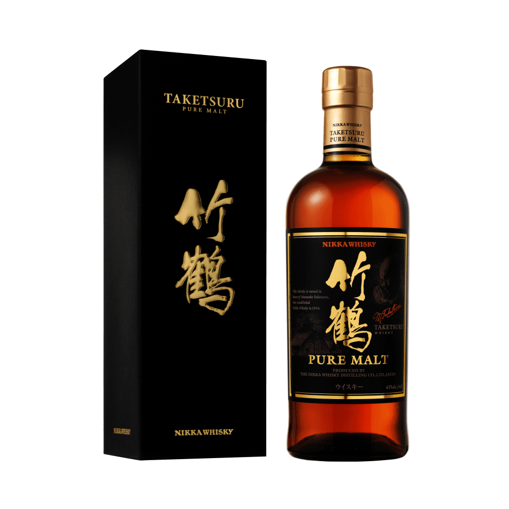 Виски Nikka Taketsuru Pure Malt, 0.7 л. (s)