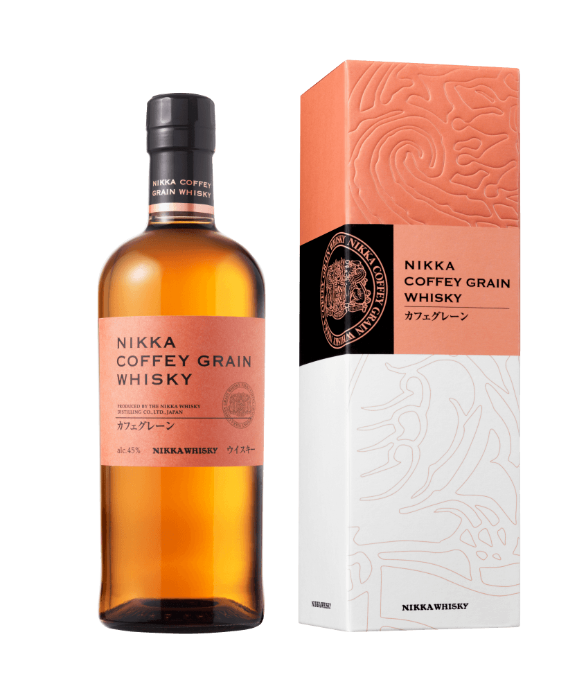 Виски Nikka Coffey Grain, 0.7 л. (s)