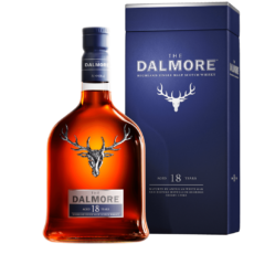 Скотч The Dalmore Aged 18 Years, 0.7 л. (s)