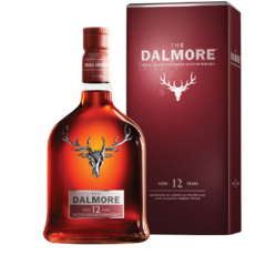 Скотч The Dalmore Aged 12 Years, 0.7 л. (s)