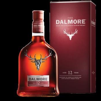 Скотч The Dalmore Aged 12 Years, 0.7 л. (s)