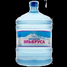 Вершины Эльбруса, питьевая вода для кулера, 19 л.