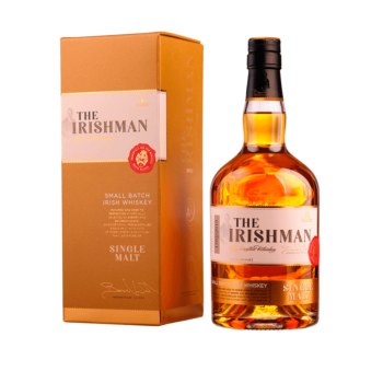Виски The Irishman Single Malt, 0.7 л. (s)