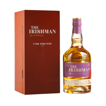 Виски The Irishman Cask Strength Vintage Release, 0.7 л. (s)