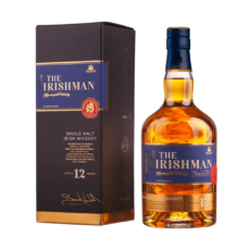 Виски The Irishman 12 YO Single Malt, 0.7 л. (s)