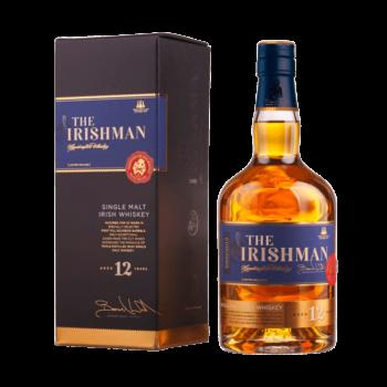 Виски The Irishman 12 YO Single Malt, 0.7 л. (s)