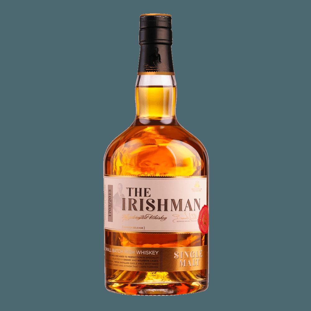 Ирландский виски The Irishman Single Malt, 1.0 л. (s)