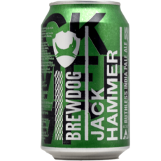 """Крафтовое пиво """"BrewDog"""" Jack Hammer, 0.33 л."""