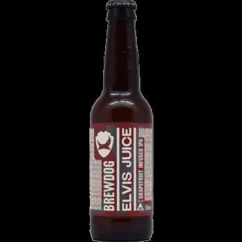 "Крафтовое пиво ""BrewDog"" Jet Black Heart, 0.33 л. (4.7%)"