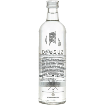 Вода Dausuz, негазированная, 0.33 л.