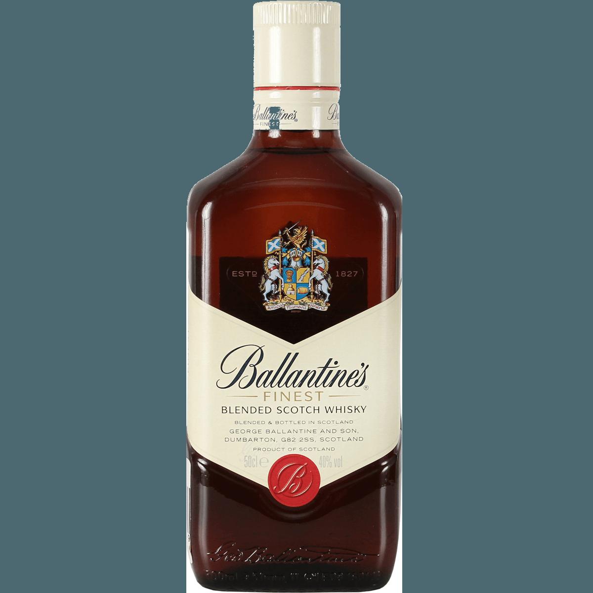 Виски Ballantine's Finest, 0.5 л.