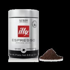 Кофе молотый ILLY Espresso Dark Roast , 250 гр.