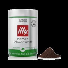 Кофе молотый ILLY Espresso Decaffeinated, 250 гр.