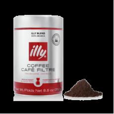 Кофе молотый ILLY Ground Drip Medium Roast, 250 гр.
