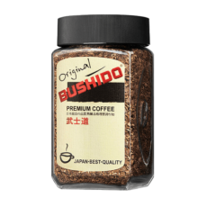 Кофе Bushido Original, арабика, 100 гр.