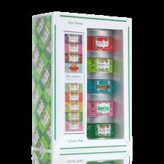 Чай Kusmi Green Teas Gift Set (подарочный набор), 5/25 г.