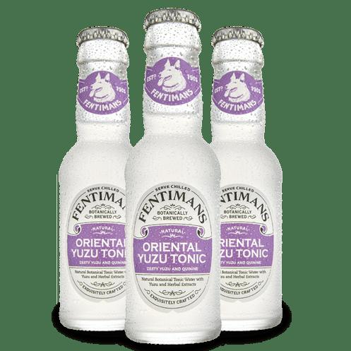 FENTIMANS Oriental Yuzu Tonic Water, 0.125 л.