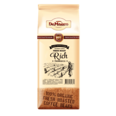 Кофе в зернах De Marco Fresh Roast Rich, 1.0 кг.