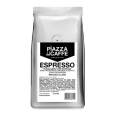 Кофе в зернах Piazza del Caffe Espresso, 1.0 кг.