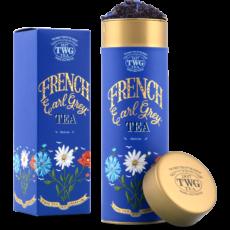 Чай TWG French Earl Grey Tea 100 г.