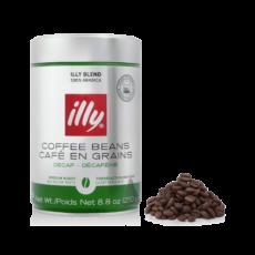 Кофе в зернах ILLY Decaffeinated, 250 гр.