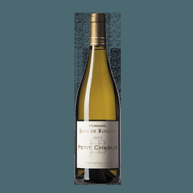 Вино Domaine de Bosmel Jean Chablis 0.75 л, (белое/сухое)