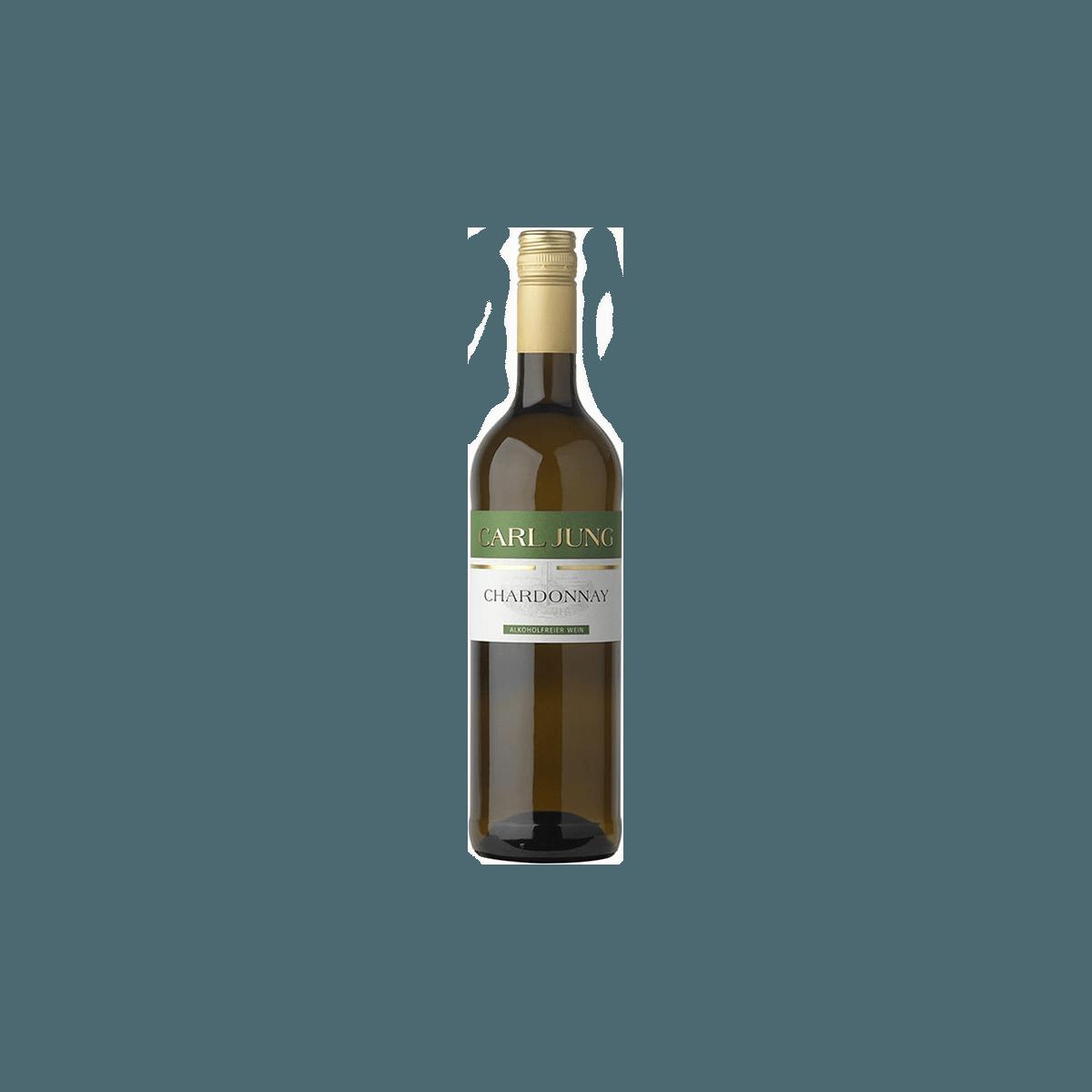 Carl Jung, Chardonnay, безалкогольное  вино, 0.75 л. (белое, сухое)