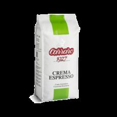 Кофе зерновой Carraro Crema Espresso 1кг, 80/20 %