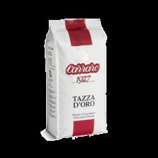 Кофе зерновой Carraro Tazza D'oro 1кг, 90/10 %